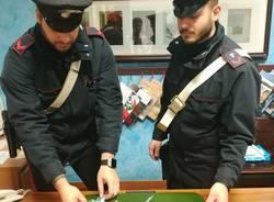 Spacciatore piemontese si rifornisce a Origgio: denunciato