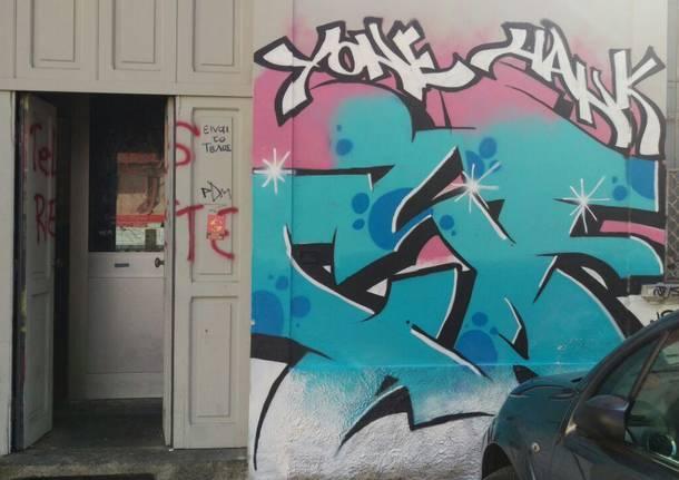 Telos weekend di occupazione: il sindaco s\'arrabbia e saronnesi protestano