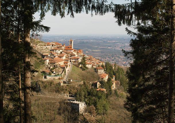 Sacro Monte in cornice
