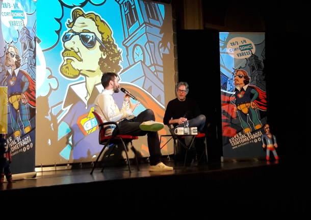 Da grandi poteri derivano grandi risate. La manifestazione cinematografica di Varese inizia con supereroi e umorismo.