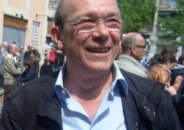 """Ultimo saluto ad Agostino Venieri \""""generoso compagno saronnese\"""""""