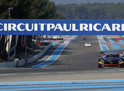 Raffaele Marciello, test con la Mercedes GT