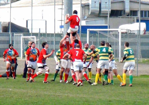 Chicken Rozzano – Rugby Varese 14-18