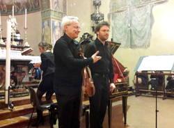CLASSICI VIENNESI IN SAN PIETRO                            LA MUSICA CLASSICA TORNA A GALLARATE