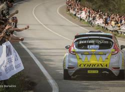 """Rally dei Laghi 2017 - La prova spettacolo \""""Colacem\"""""""