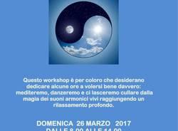 Workshop di meditazione nei suoni armonici