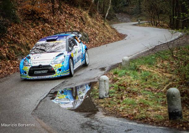 """Rally dei Laghi 2017 – Il passaggio sulla """"Alpe-Valganna"""""""