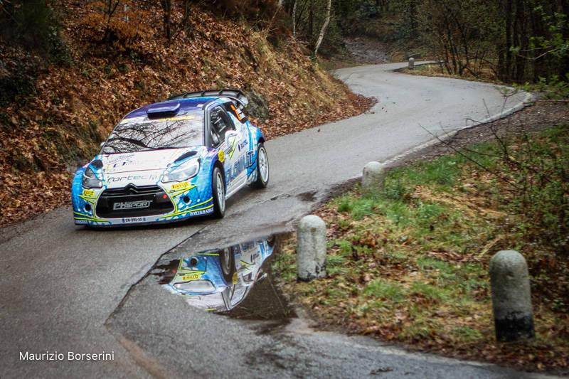 """Rally dei Laghi 2017 - Il passaggio sulla \""""Alpe-Valganna\"""""""