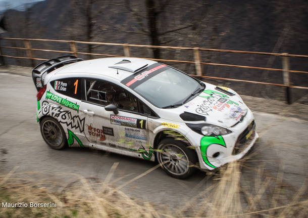 """Rally dei Laghi 2017 – Ultimo passaggio sulla """"Alpe-Valganna"""""""