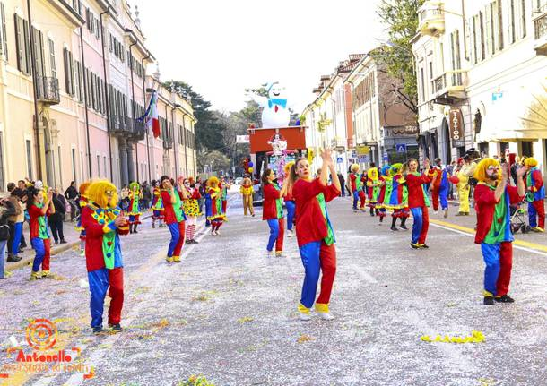 Il Carnevale di Varese