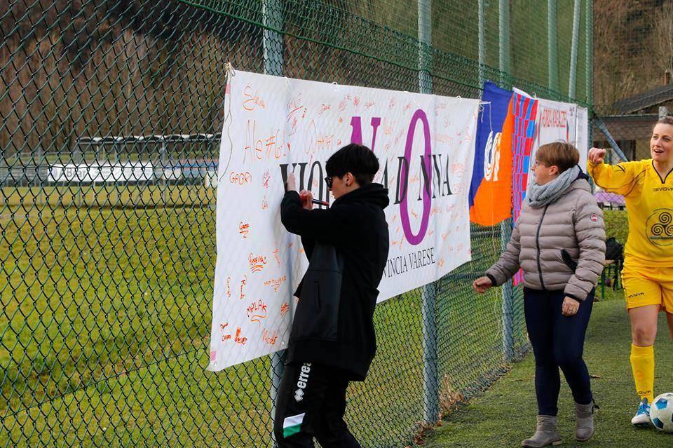 Torneo di calcio contro la violenza sulle donne