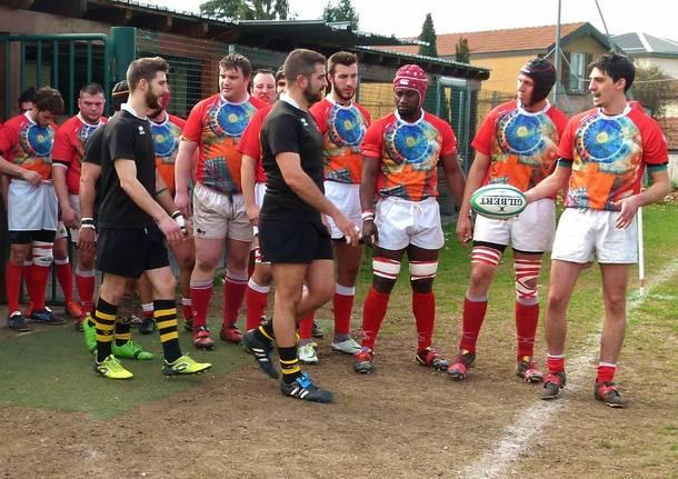 Rugby Varese – Highlanders Formigine 51-24