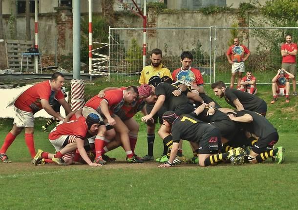 Rugby Varese - Highlanders Formigine 51-24