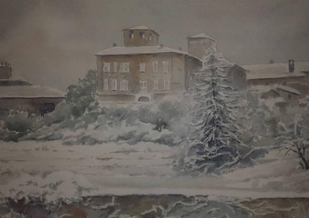 Ancora un weekend per la mostra di Gino Saporiti