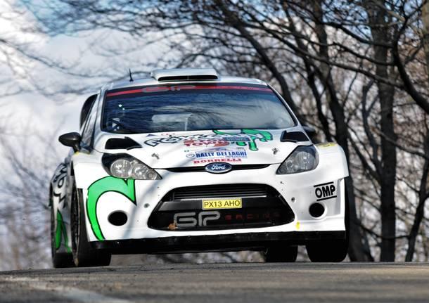 Rally dei Laghi 2017 – La PS2 sul Cuvignone