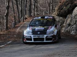 Rally dei Laghi 2017 - La PS2 sul Cuvignone