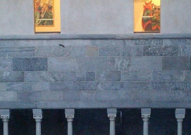 La mostra di Antonini al Chiostro
