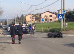 Incidente a Bodio Lomnago