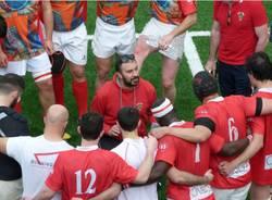 La trasferta del Rugby Varese sul campo dell\'Amatori Union