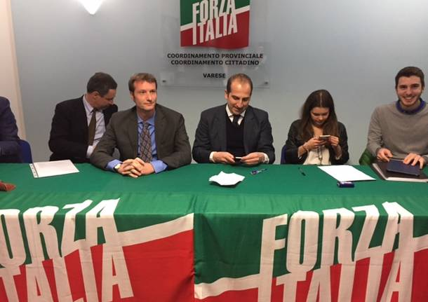 centrodestra varese lega forza italia