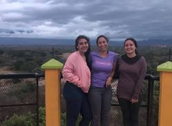 Claudia Zaccheo un anno in Honduras