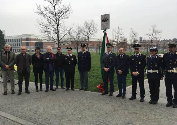 commemorazione vittime mafia legnano 2017