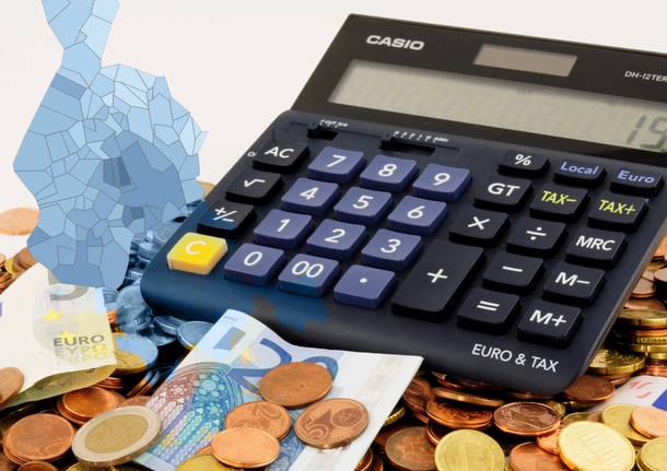 dichiarazioni dei redditi mappa