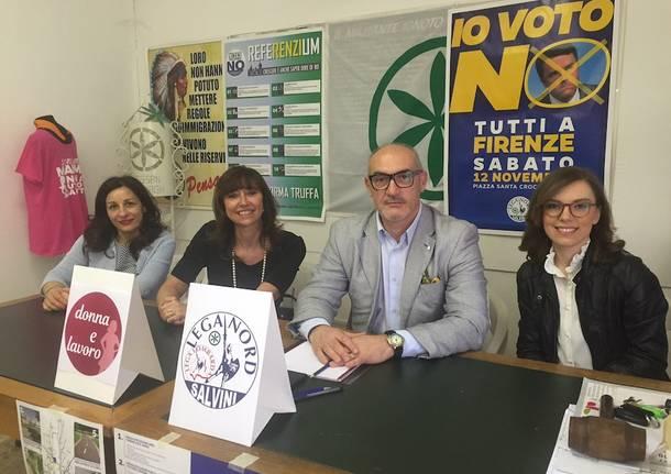 elezioni amministrative Cassano Magnago 2017