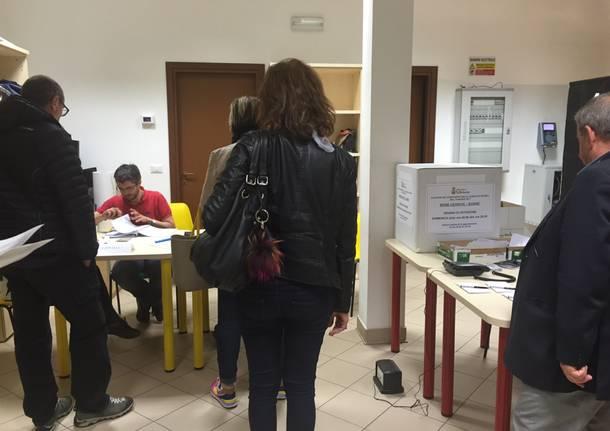 elezioni Consulte Rionali Gallarate 2017 risultati