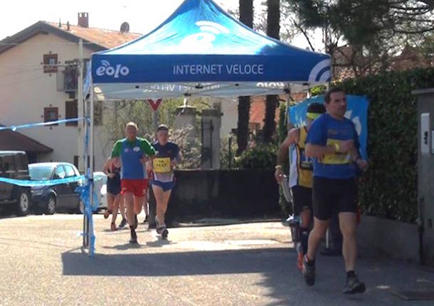 eolo time piede d'oro voltorre 2017
