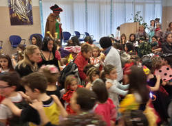 Festa delle mascherine a Varese