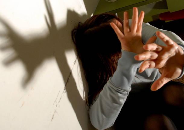 Foto generiche violenza sulle donne