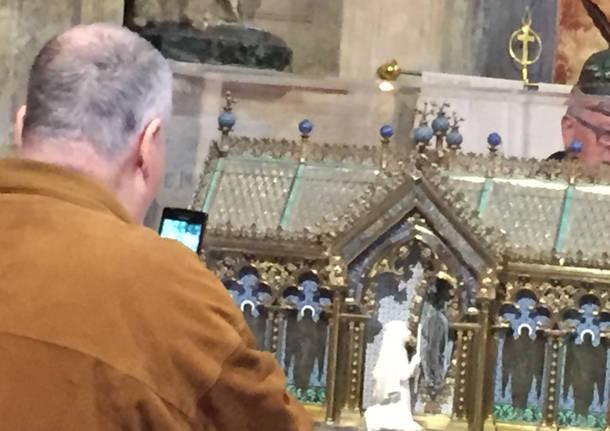 I pellegrini di Bernadette