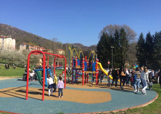 Il nuovo parco di Armino