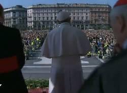 Il Papa a Milano 25 marzo 2017