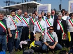 Il Papa a Monza. Varesini in viaggio