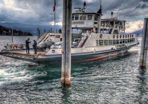 il traghetto di daniel Torretta