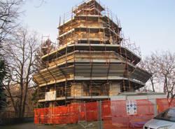 In restauro la tredicesima cappella del sacro Monte