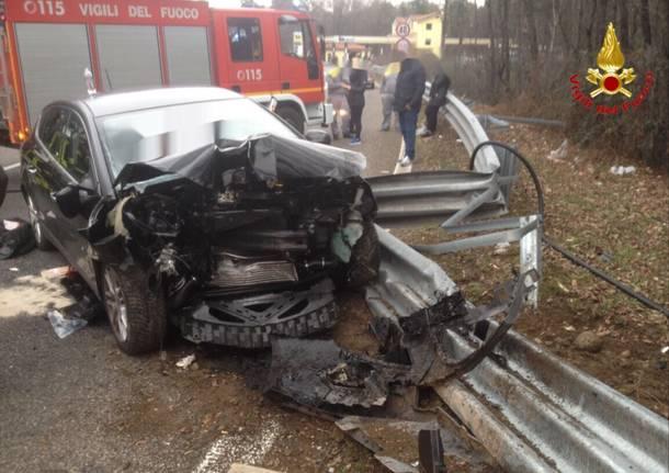 Incidente 336 morto domenica 5 marzo