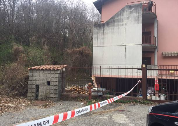 Incidente alla casa di riposo di Cuvio