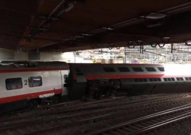 incidente ferroviario lucerna