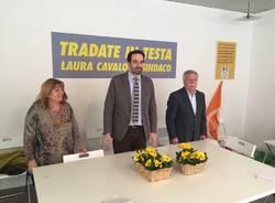 Laura Cavalotti e Alessandro Alfieri