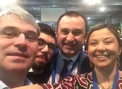 Lingotto, il popolo di Renzi