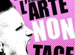 locandina mostra contro violenza donne