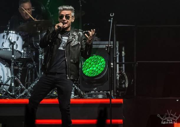 Luciano Ligabue in concerto a Milano 2017