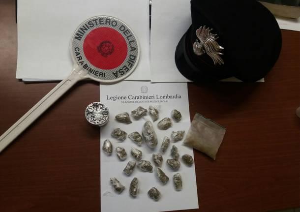 marijuana droga carabinieri