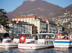 Navigazione Lago di Lugano - presentazione eventi 2017