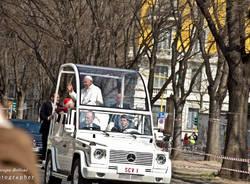 papa francesco milano 2017