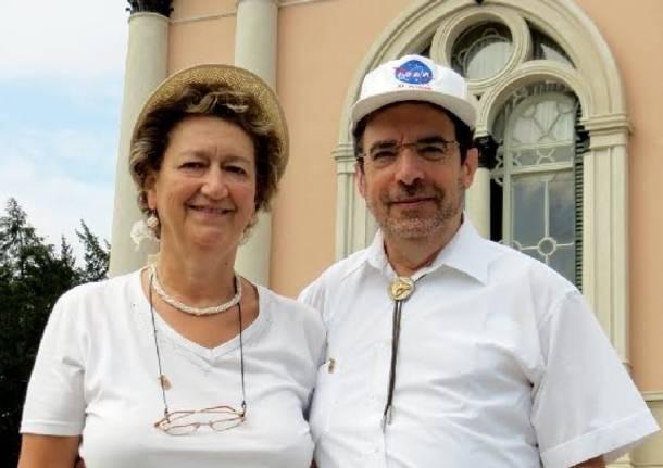 poeti Lidia Munaretti e Antonio Borgato