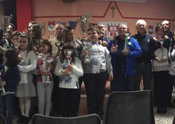 premiazione Associazione Società Sportive Bustesi